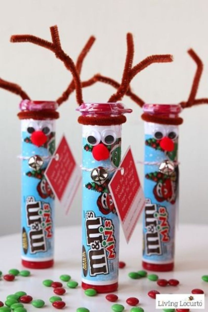 Creative christmas gift for class