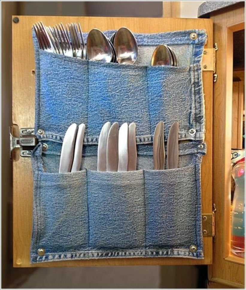 Diy practical utensil storage ideas for your rv