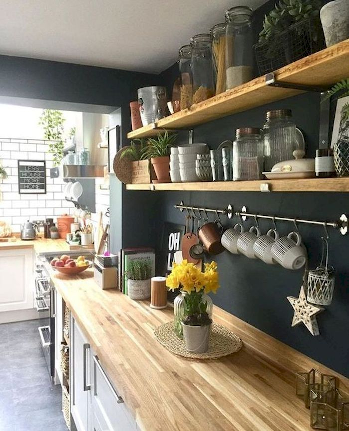 11 openshelving kitchen design ideas that look insanely