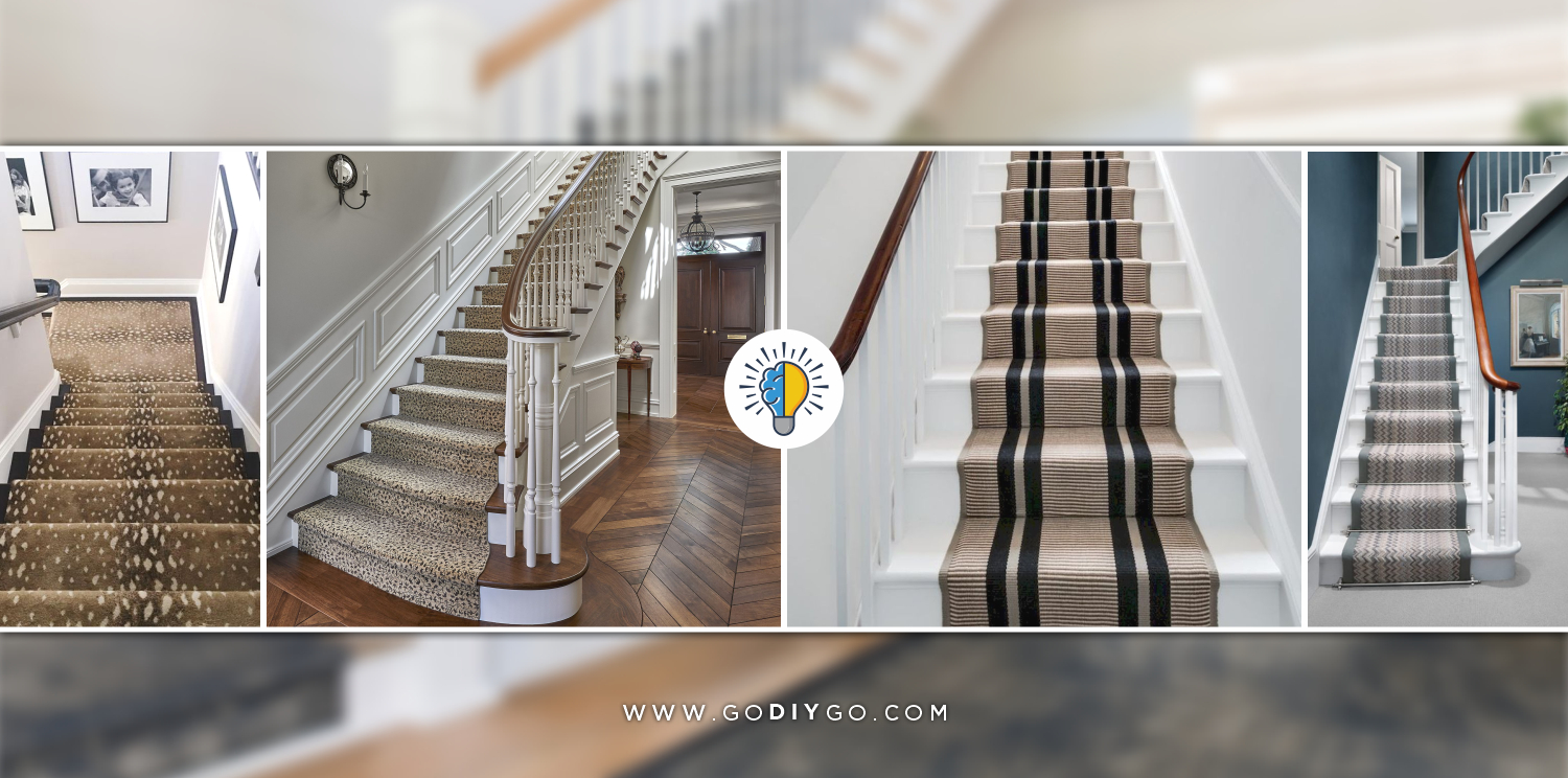 25 Carpeted Staircase Ideas That Will Add Texture And Warmth To Your Home Godiygo Com