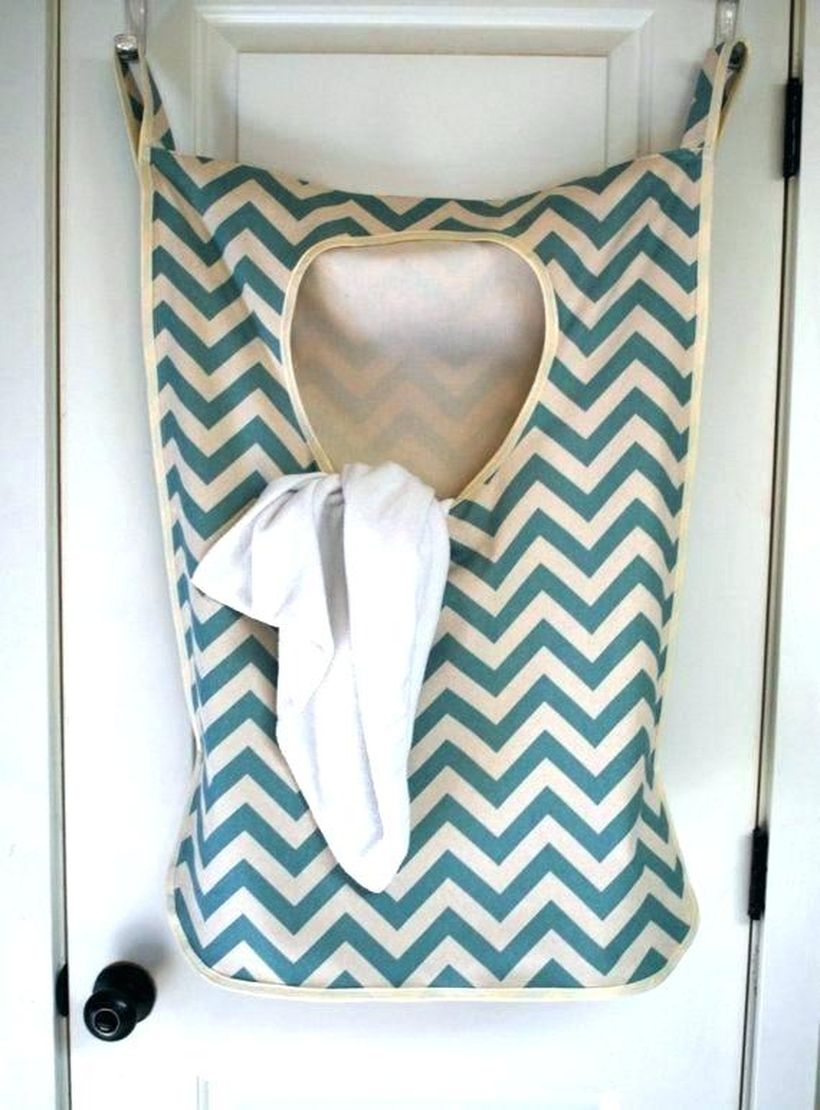 33 Good Looking DIY Laundry Bag Ideas for the Organized ...