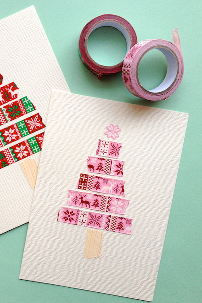 20 diy christmas card ideas for your family and friends