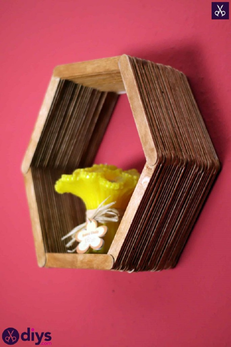 7 Awesome DIY Ideas With Popsicle That You Can Make For All Type Of Decoration