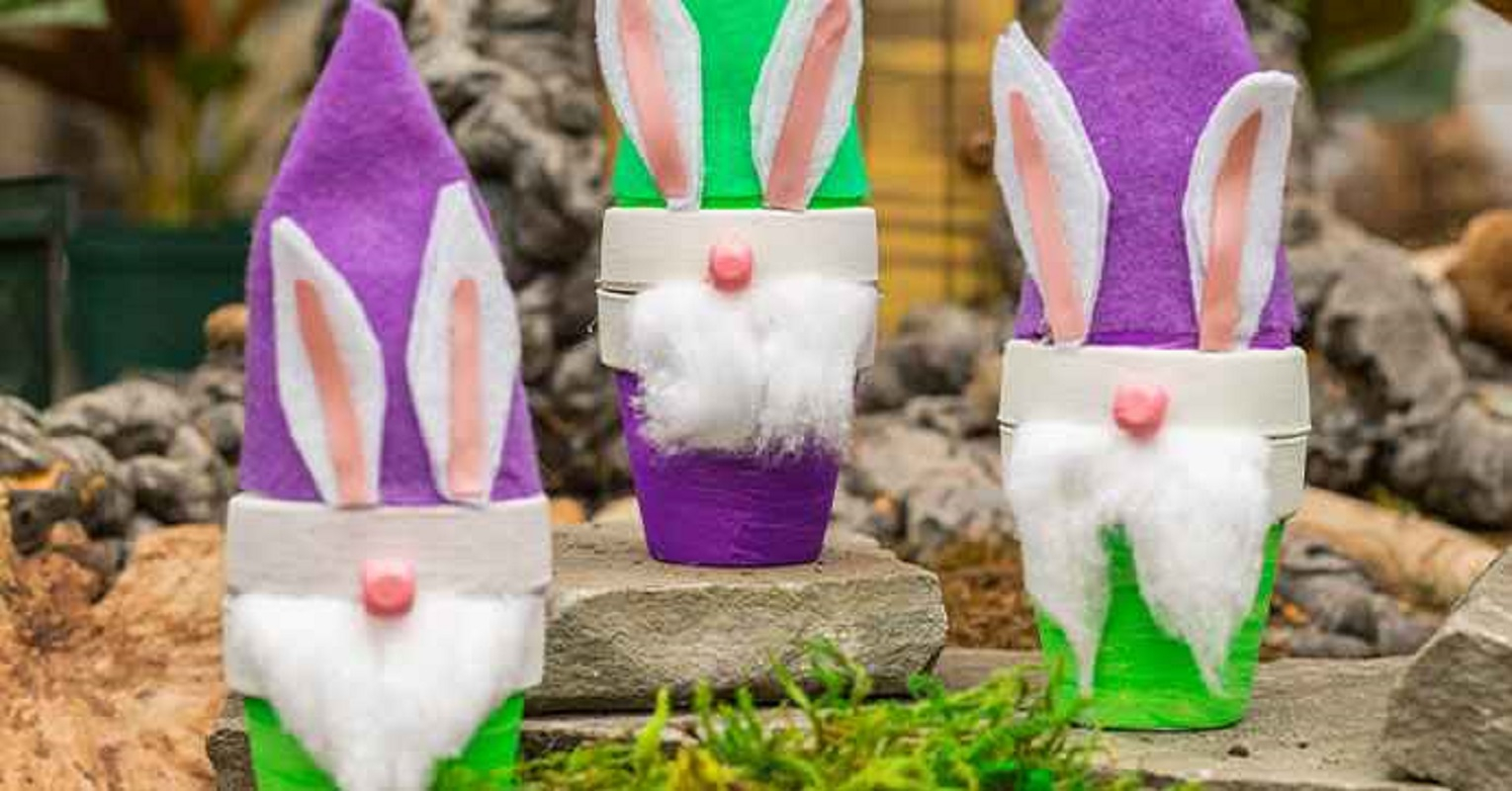 9 DIY Ideas For Easter Eggs And Decorations That You Can Make Together With Your Family