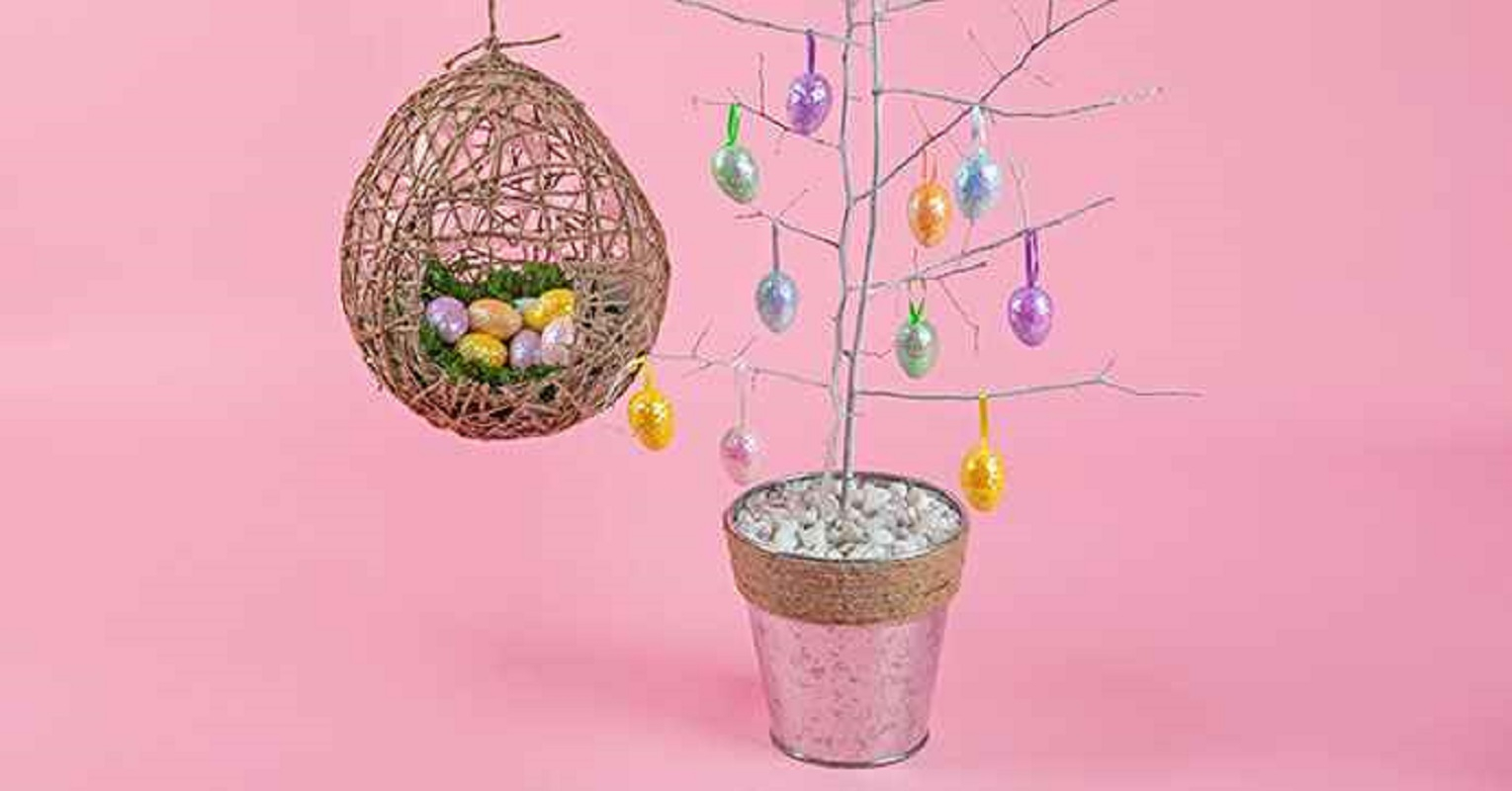 7 DIY Ideas With Easter Eggs To Try At Home That Is Exciting And Fun