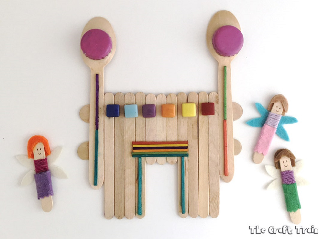 10 Awesome DIY Toys That Will Give Your Kids A Lot Of Fun In Making Them